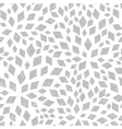 silver textured mosaic tiles seamless vector image vector image