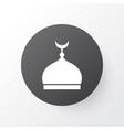 minaret icon symbol premium quality isolated vector image