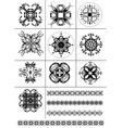 al 0324 ornament 02 vector image vector image