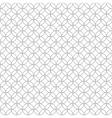 circle seamless pattern vector image vector image