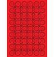Flower petal wallpaper vector image vector image