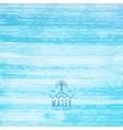 vintage texture of water vector image vector image