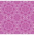 vintage retro seamless pattern Decorative vector image