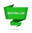speech bubble bestseller design element sign vector image