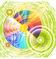 The sound vector image