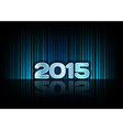 2015 abstract lines vector image