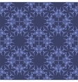 Blue Seamless Geometric Greek Ornament vector image