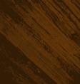 Grunge wooden texture vector image