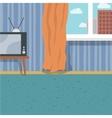 Indoor location background vector image