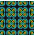 Design seamless colorful swirl decorative pattern vector image