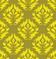 gold seamless background vector image vector image