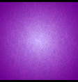 Grunge Texture Background on Violet vector image