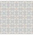 Seamless pattern azulejo light blue vector image