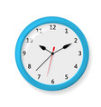 a clock vector image