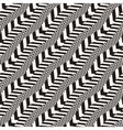 braids seamless pattern vector image