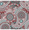 Paisley pattern vector image