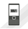 Smartphone design technology icon online concept vector image