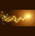 Christmas Star vk vector image