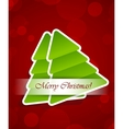 Xmas background vector image vector image