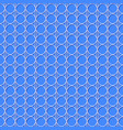 seamless lacy pattern white repeating grid vector image