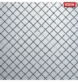 Seamless cross hatch pattern vector image