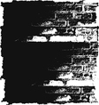 Grunge background template vector image