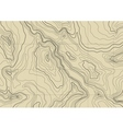 topographic map vector image