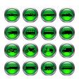 Icon Vehicles vector image