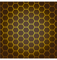 Abstract Background honeycombs vector image