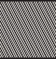 interlacing parallel stripes seamles vector image