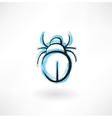 chafer grung icon vector image