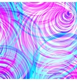 Colorful abstract vortex background vector image