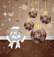 christmas background for design packing - vector image