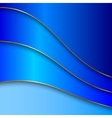 abstract metal color background with curves and vector image