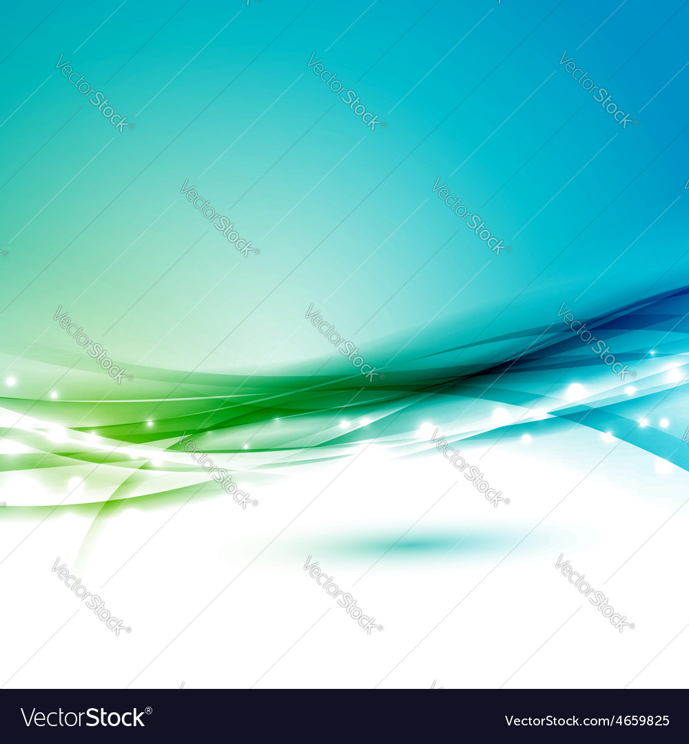 Modern glittering smooth speed swoosh background vector