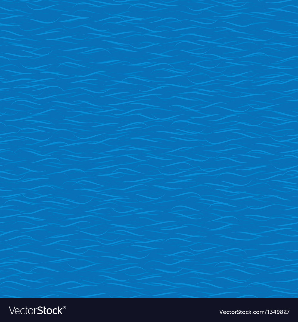 Seamless abstract water texture background vector