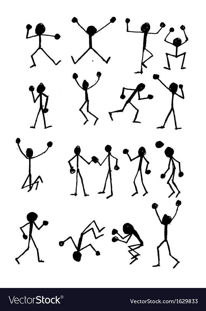 People activity vector