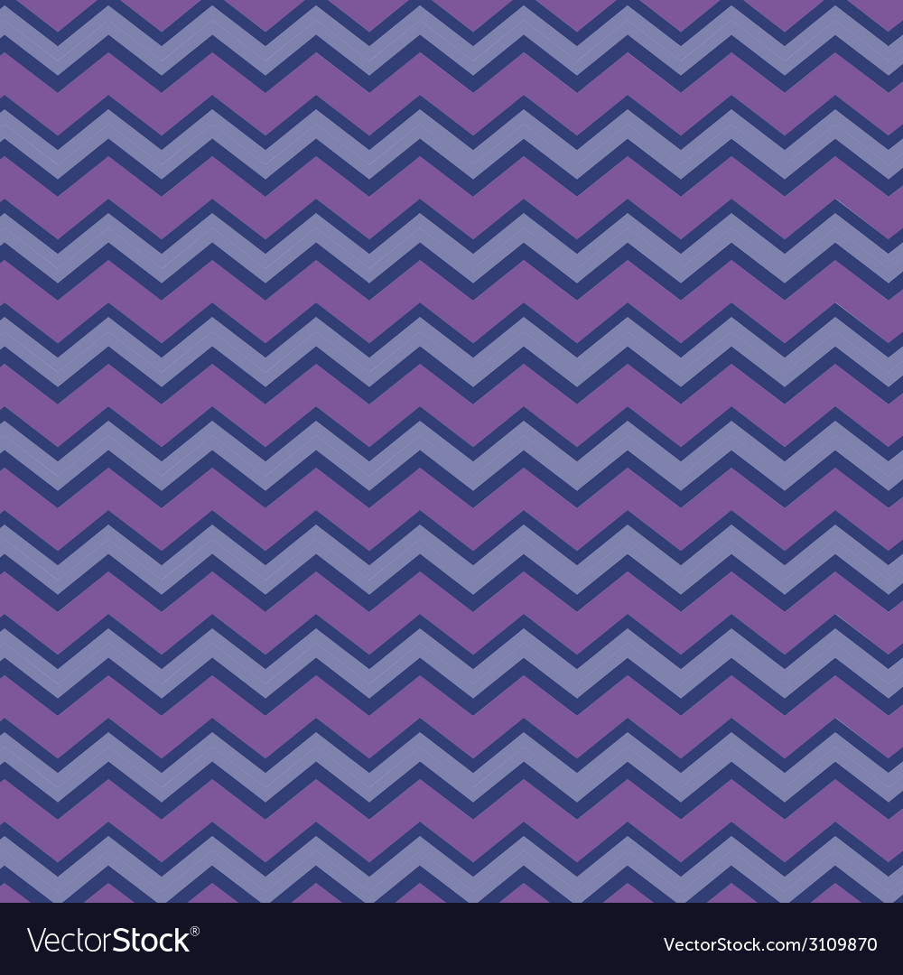 Chevron purple and blue pattern vector