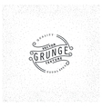 Grunge texture vector image