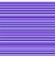 purple line vector image