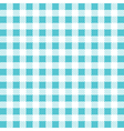 gingham tablecloth pattern background vector image