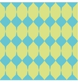 Tile green and blue pattern or website background vector image