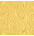 seamless pattern of clear wood texture vector image