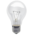 Incandescent-Light-Bulb-Clear vector image