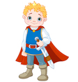Little Prince vector image vector image