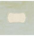 Retro Vintage Badge vector image vector image
