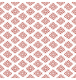 Russian ethnic regular seamless pattern vector image