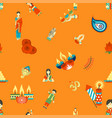 indian festival background vector image