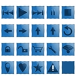 Web Computer Icons vector image