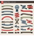 Ribbons pack vector image